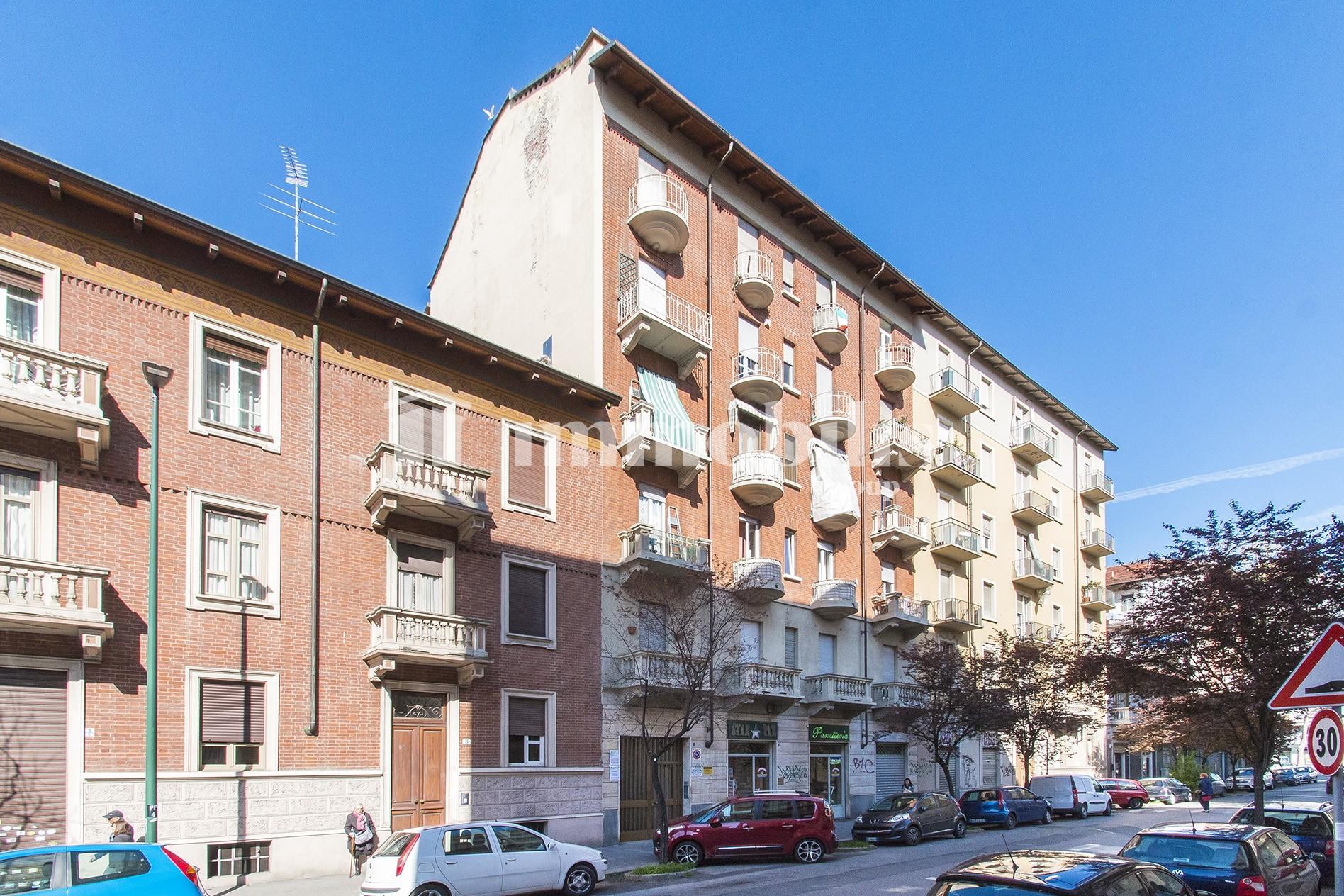 Trilocale ristrutturato via Pozzo Strada