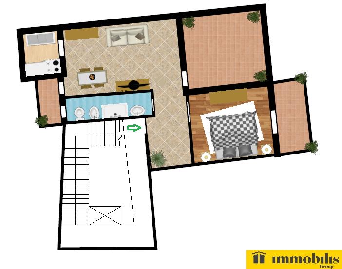 1 Plan Via La Thuile 81