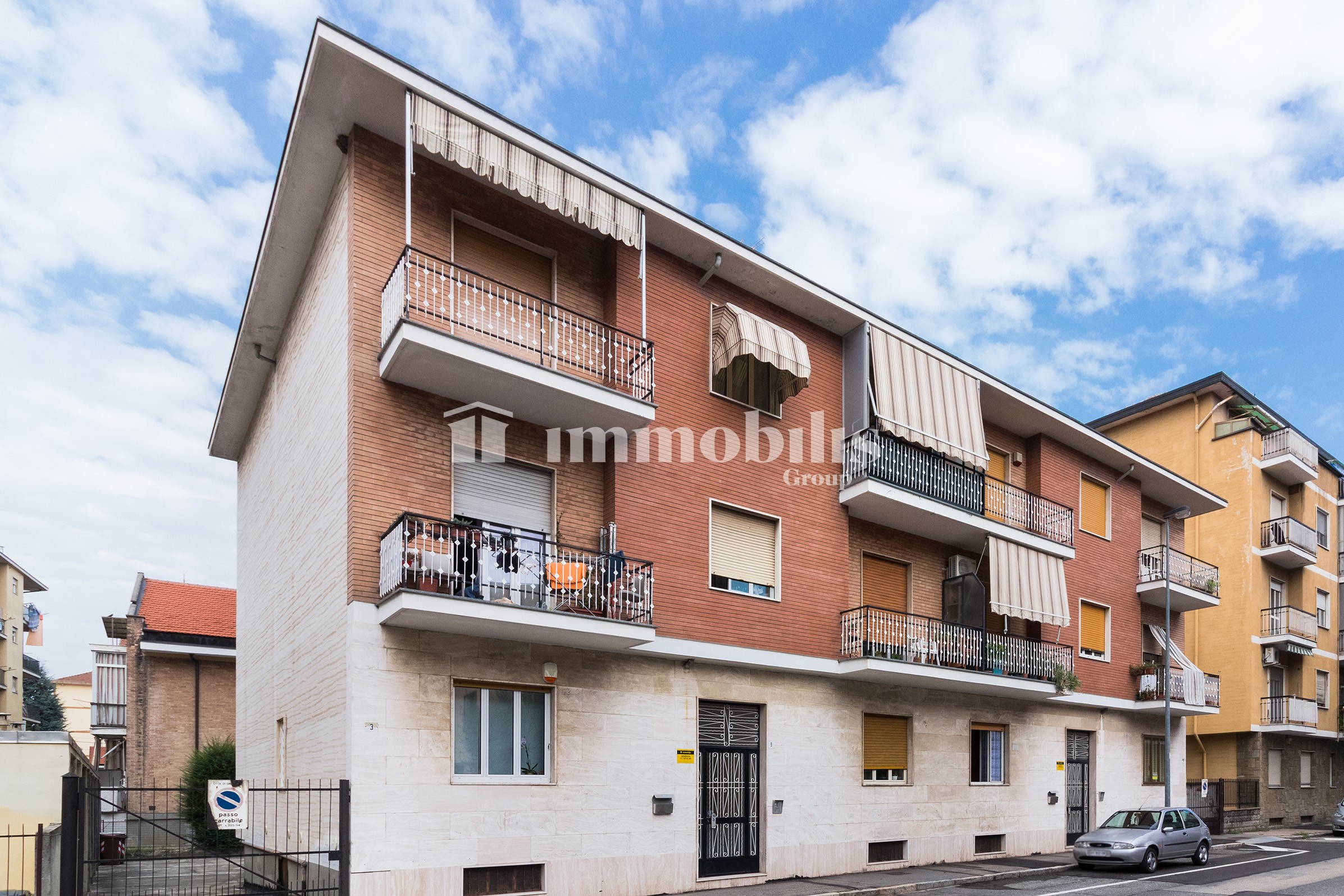 Bilocale in zona residenziale a Grugliasco