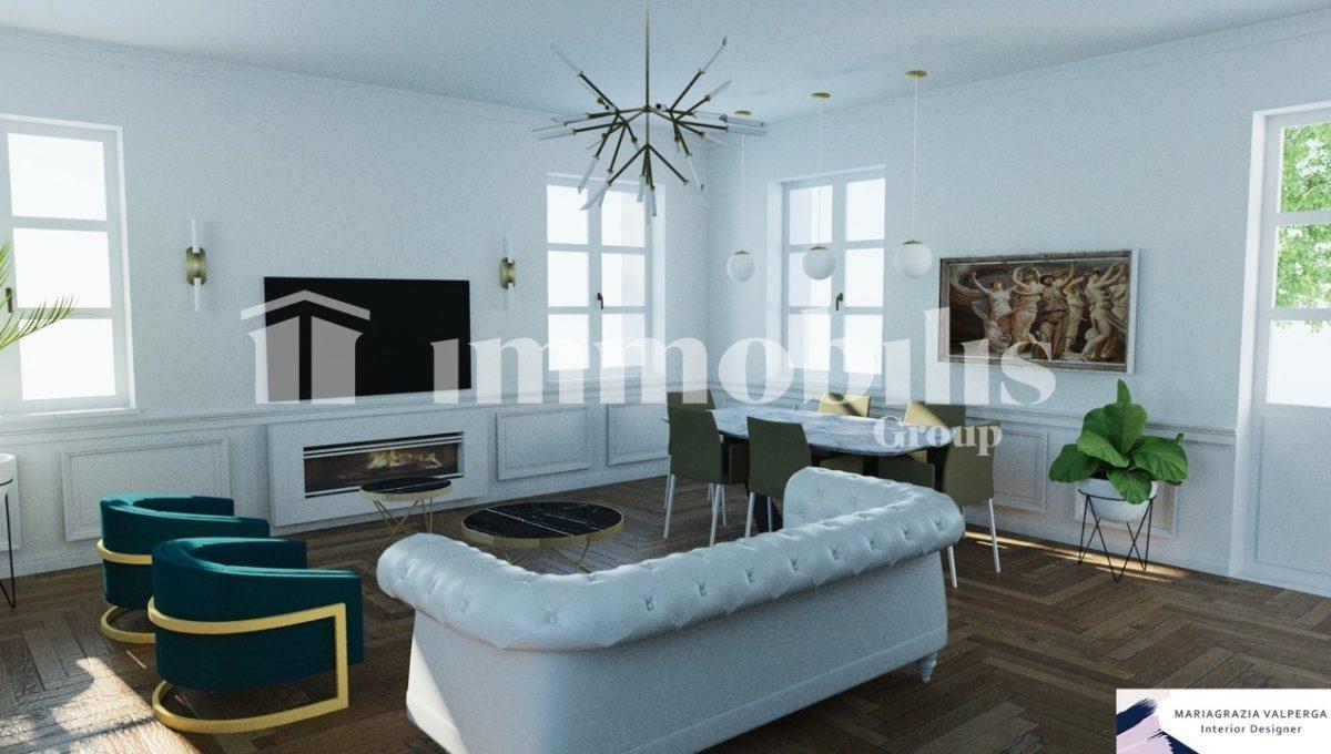 Rend Progetto Villa Leumann_Scena2 logo