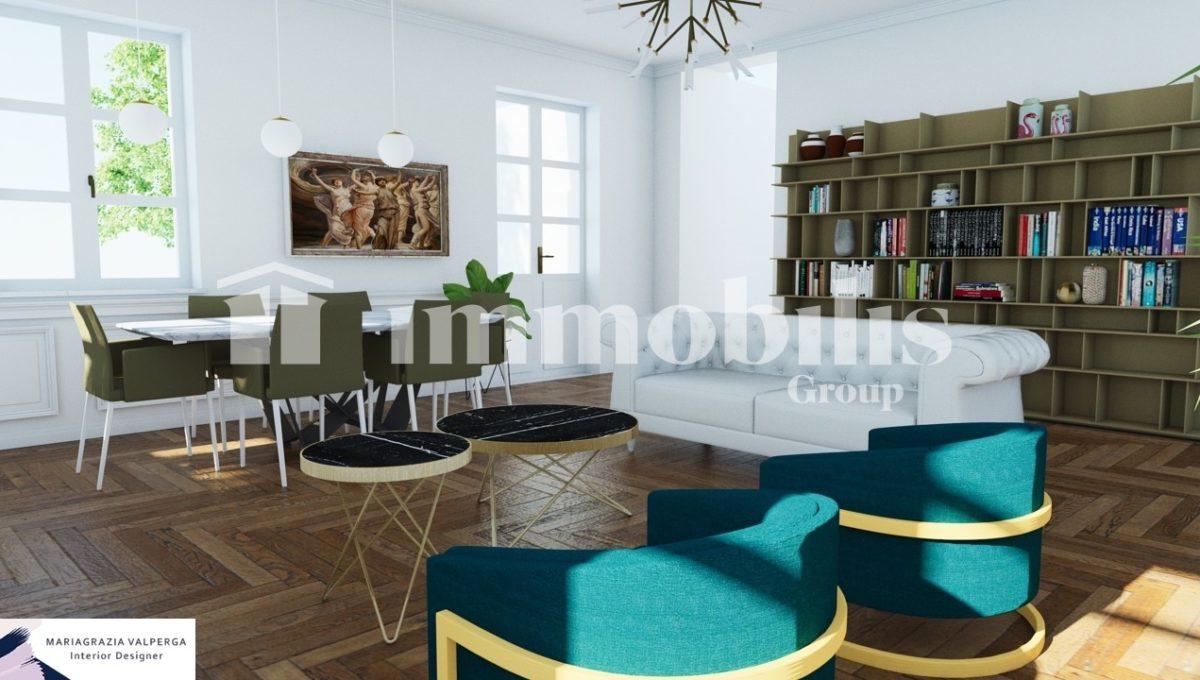 Rend Progetto Villa Leumann_Scena6 logo