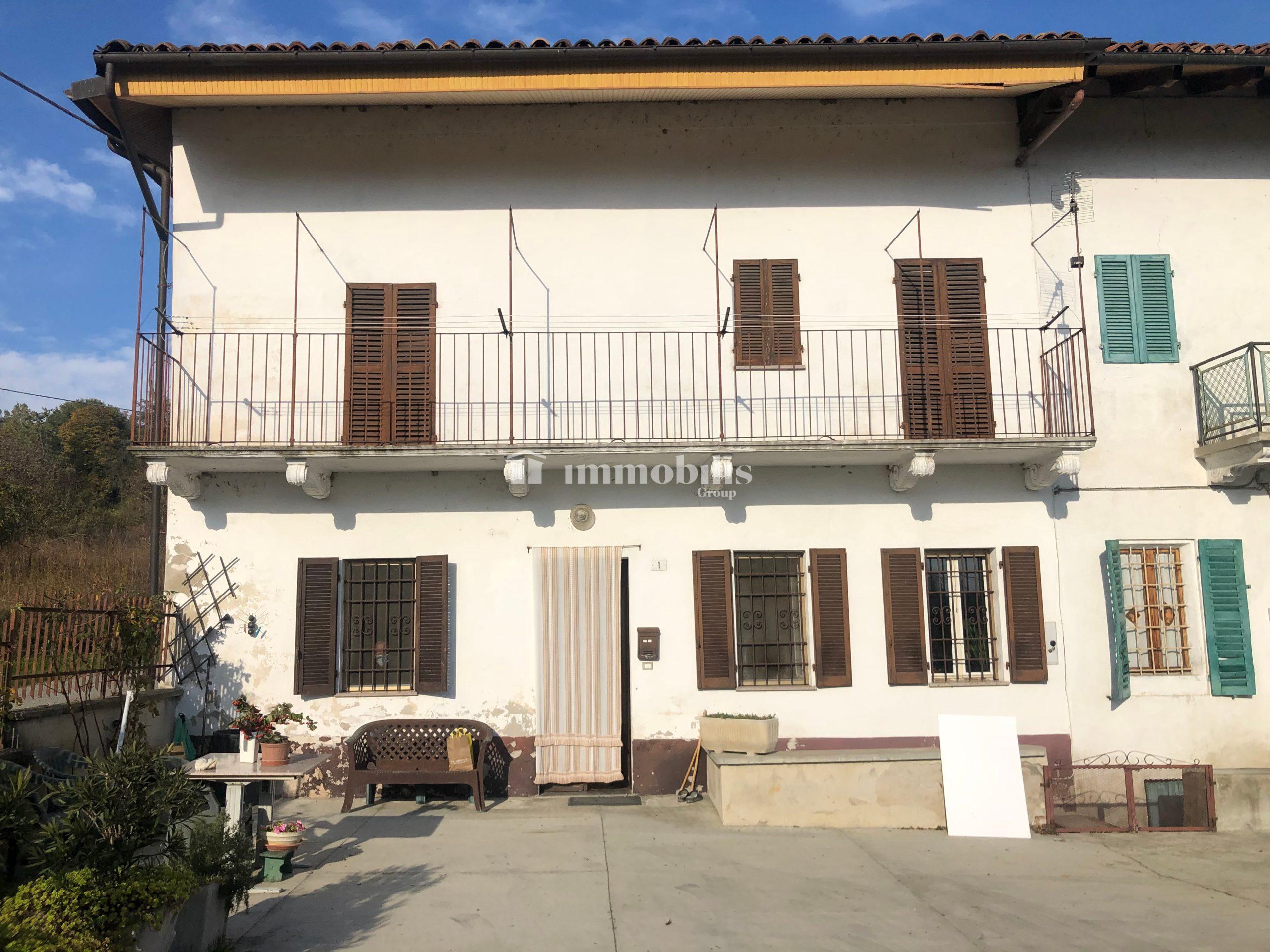 Casa semindipendente nel Monferrato
