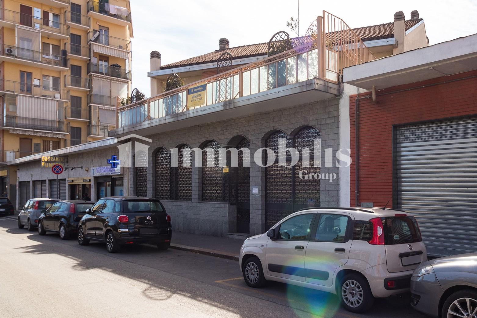 Quadrifamiliare Corso Toscana